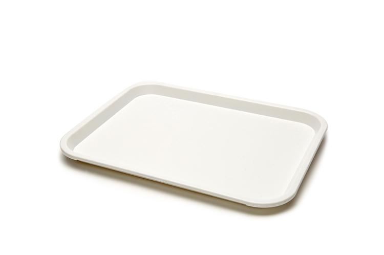生产塑料托盘企业-哪里能买到质量有保障的小号托盘yuefs006白色