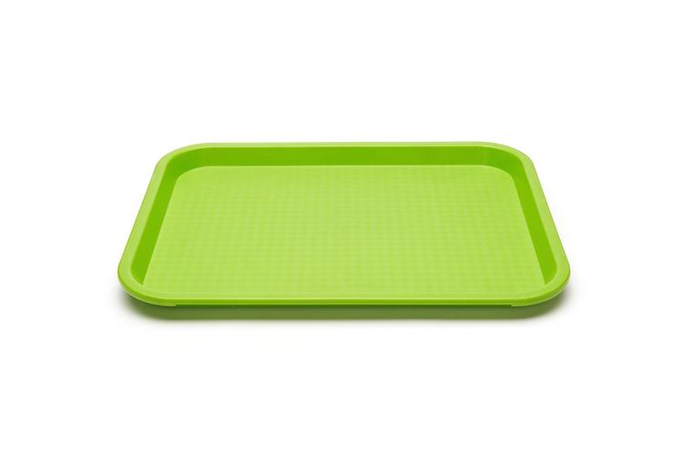 悦风顺金属制品厂供应物美价廉小号托盘yuefs004绿色-专业塑料托盘