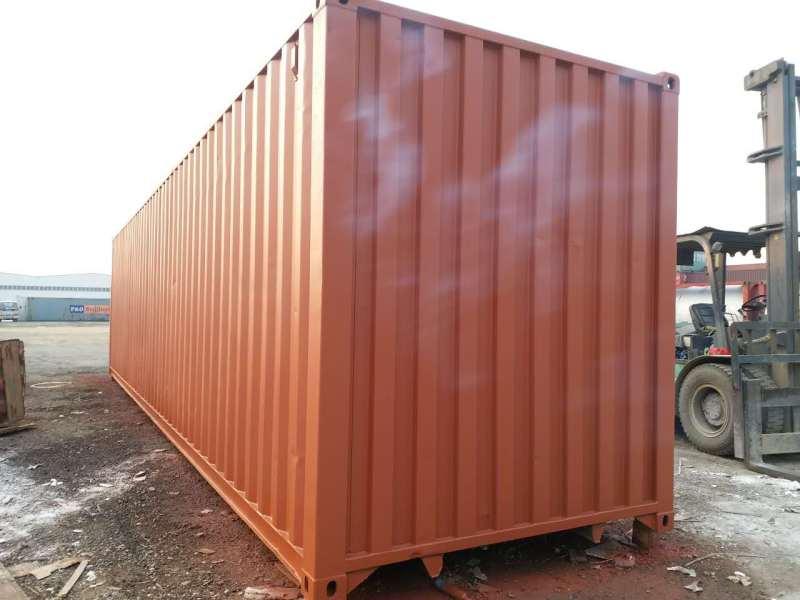 集装箱相关尺寸说明