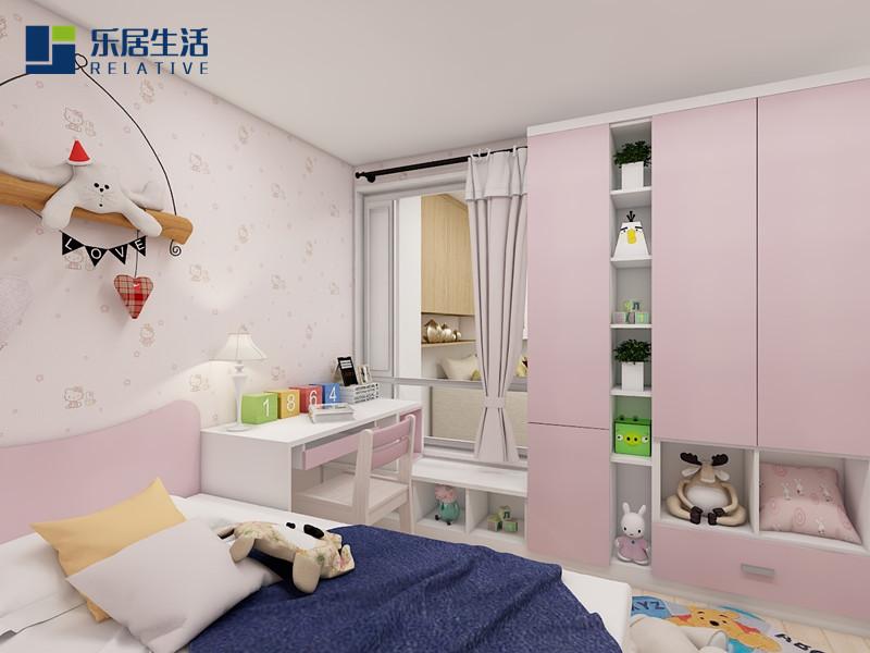 儿童房设计全屋定制家具厂整体家居定做