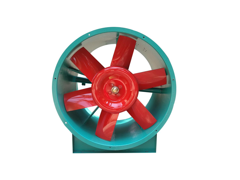 雄健通风设备轴流式消防排烟风机生产厂|排风管道防火阀