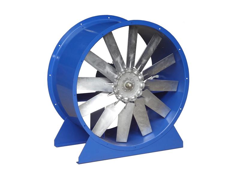 POG型轴流通风机