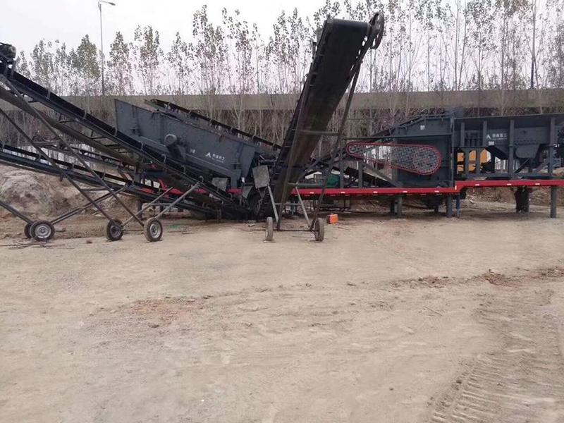 潍坊哪里有卖得好的制砂机械 制砂机械