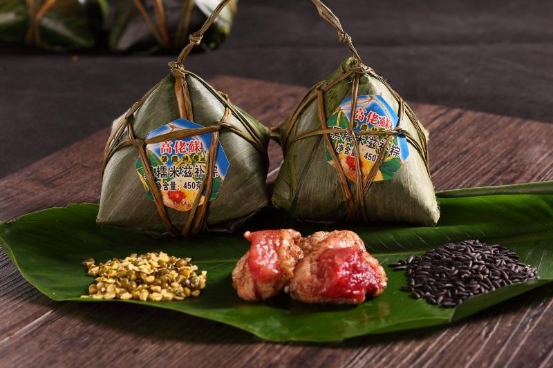 肇庆枧水粽有哪些不同的馅