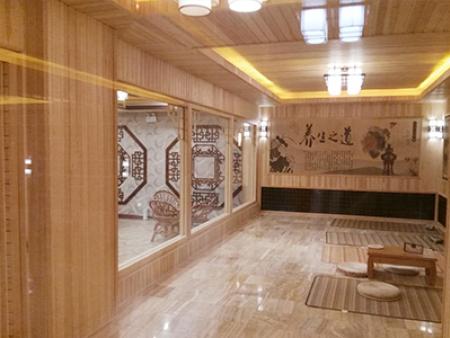 韩式汗蒸房