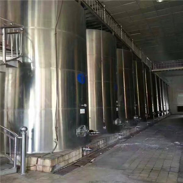 福亮二手设备有限公司专业供应二手不锈钢发酵罐-二手30立方不锈钢发酵
