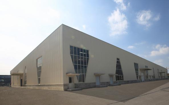 河南三门峡钢结构厂房