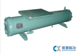 壳管式水冷凝器(比色)