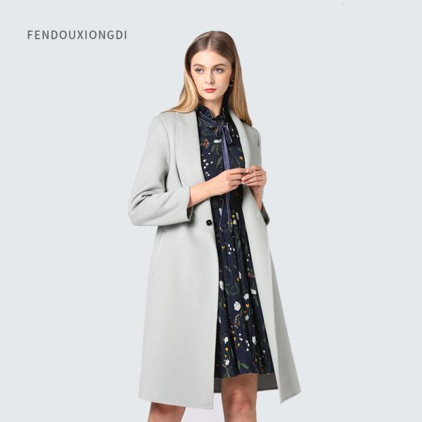 女款羊毛大衣