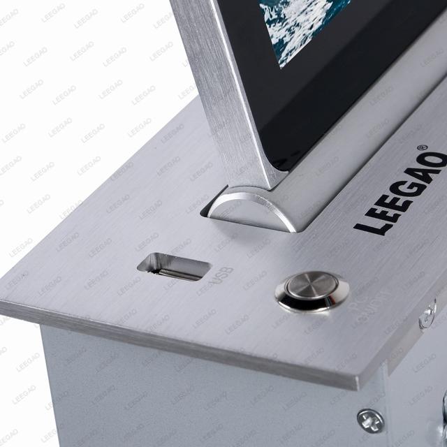 桌面液晶屏升降器