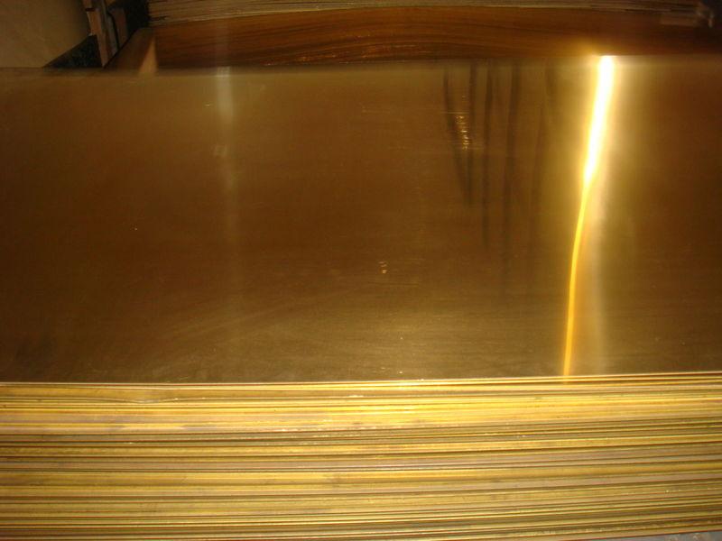 QMn5锰黄铜板-广东价格适中的黄铜板