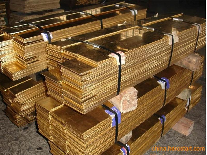 可信赖的黄铜板推荐 HFe58-1-1铁黄铜板