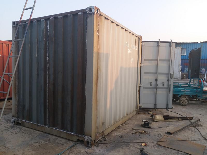 大量供应有品质的10尺集装箱-高品质10尺集装箱