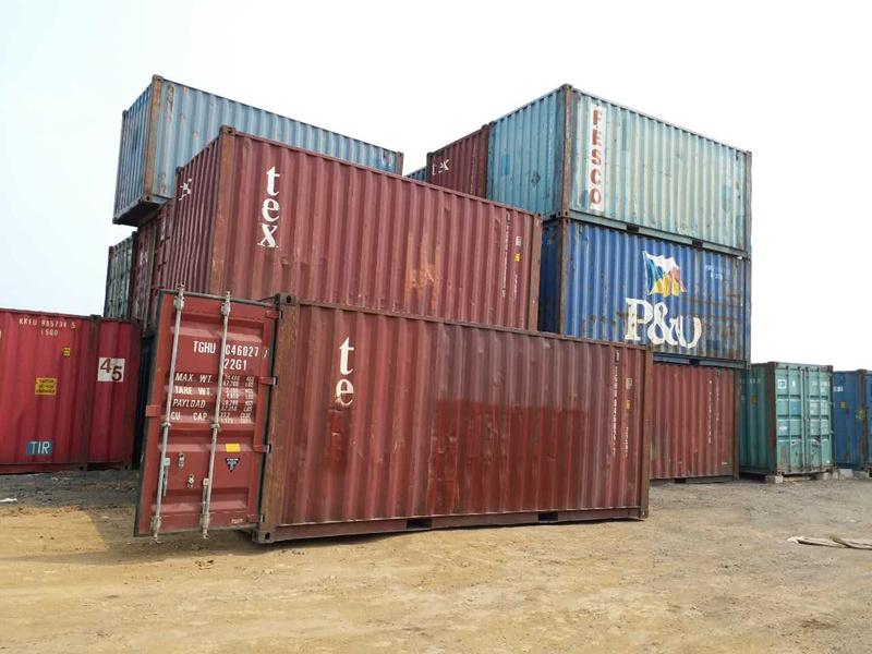 口碑好的20GP6米集装箱|品质好的20GP6米二手集装箱,青岛中海运集装箱服务倾力推荐