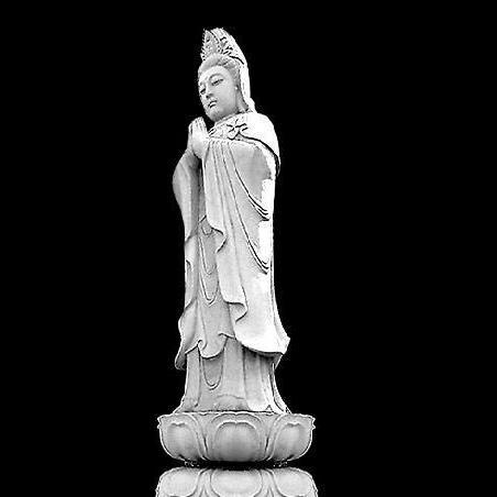 石雕观音佛像的发展历史与意义的简介