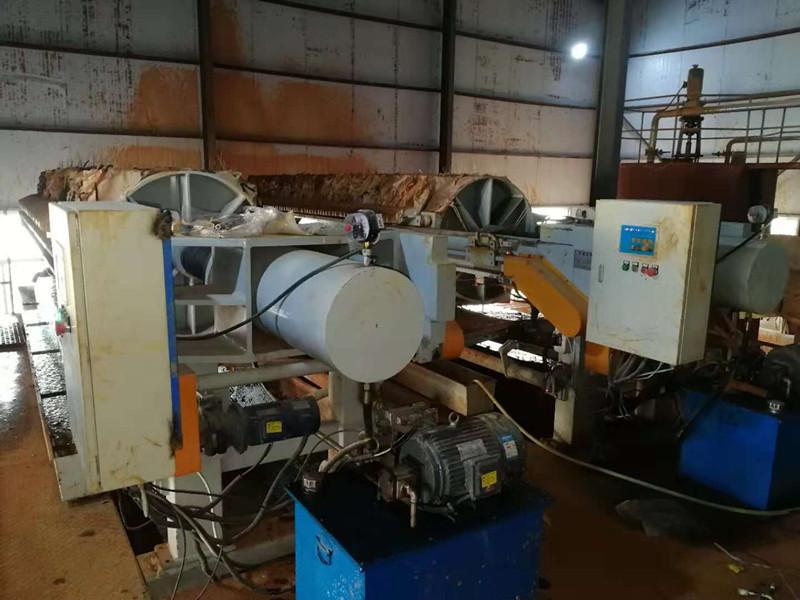 湖南厢式压滤机的特点及操作流程