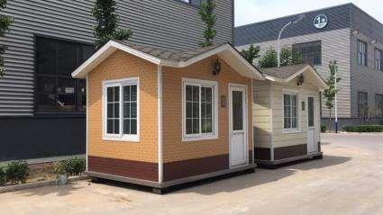 移动板房厕所
