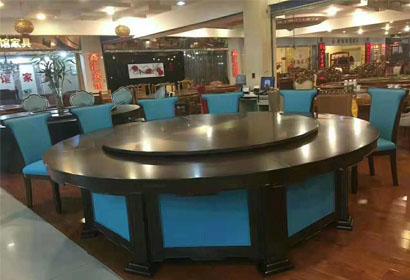 优良的酒店餐厅桌椅在佛山哪里有供应 福建专业的酒店桌椅加工厂