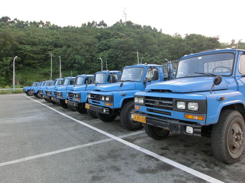 B2大货车培训