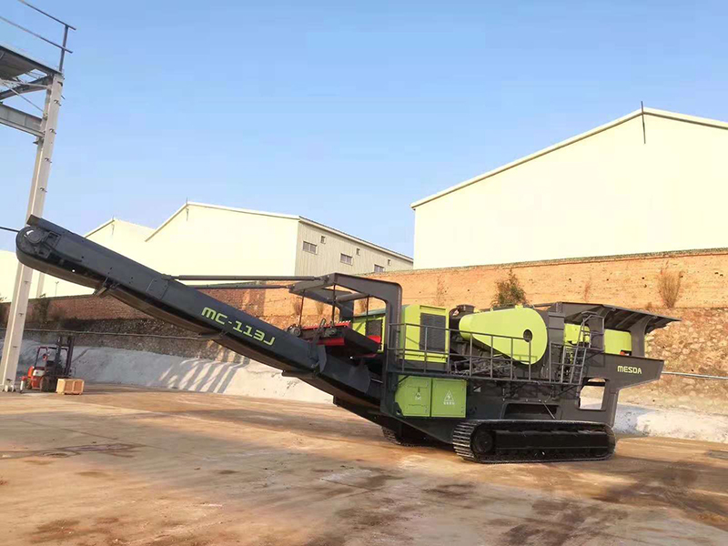 移動式制砂機廠家-山東質量可靠的制砂機械供應