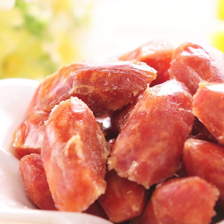 采购高品质炭烤小香肠就找厦门吃货王-福建厂家直销的烤小香肠选哪家