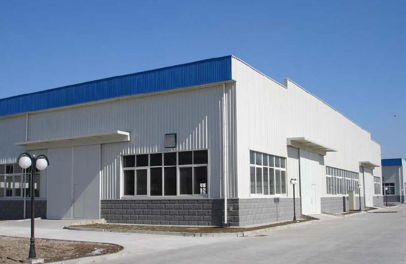 济源钢结构厂房