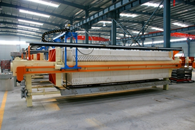 郑州压滤机厂房