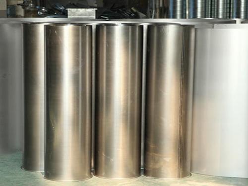 山東專業不銹鋼煙道廠家 不銹鋼通風煙道價格