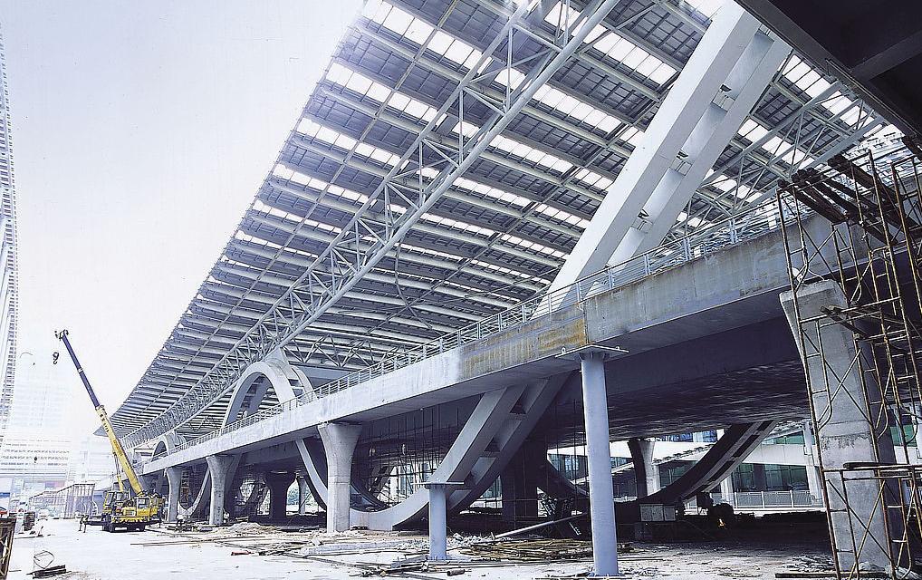 平顶山钢结构厂房