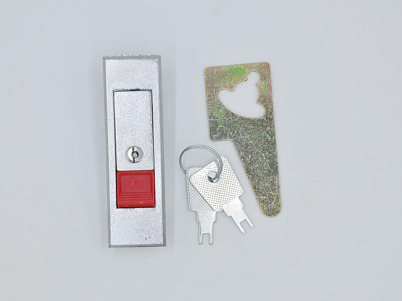 合顺五金高质量的电箱锁 文件柜保密锁