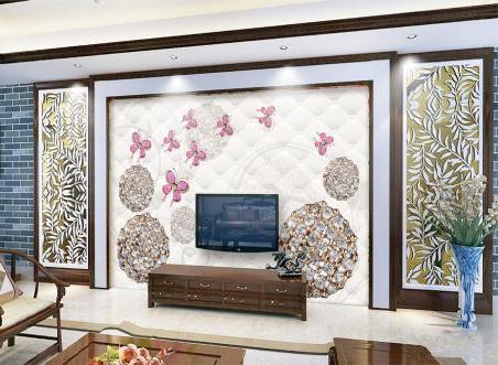 硅藻泥背景墙的安装方法及程序说明