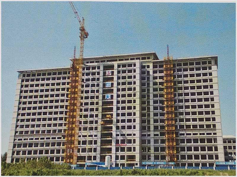 济宁中医院工程案例
