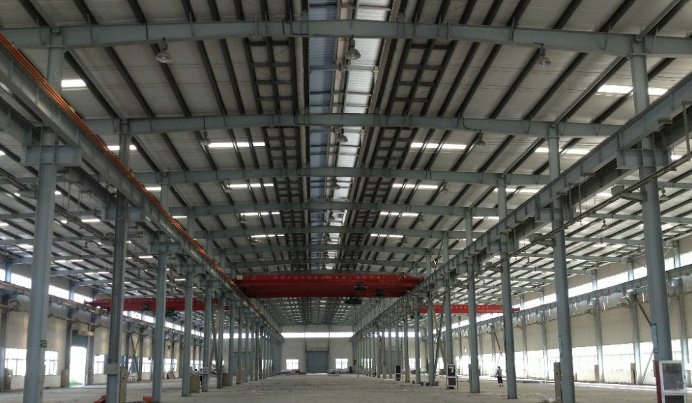 河南南阳钢结构厂房