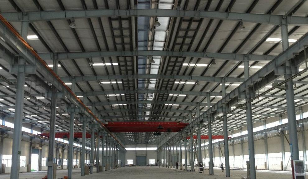 周口钢结构厂房