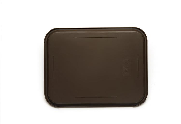 供应广东实惠的小号托盘yuefs002棕色,定制塑料托盘公司