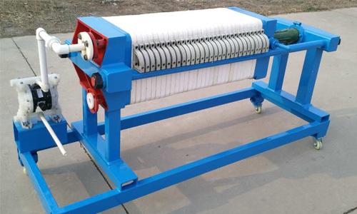 山西板框壓濾機