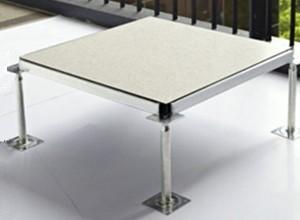 汇亚全钢地板安装流程