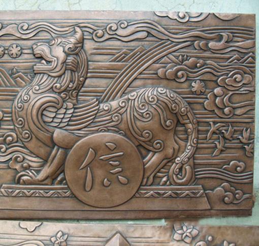 热门手工铜雕动态,铜雕生产
