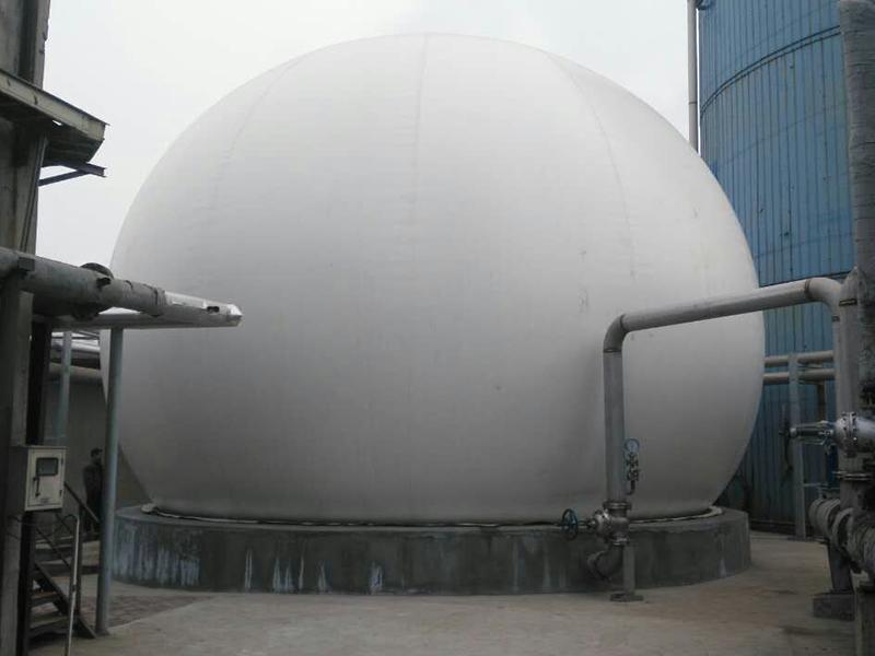 山东优良的双膜储气柜哪里有供应——山东沼气气柜多少钱
