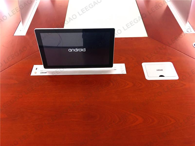 无纸化超薄显示器升降架