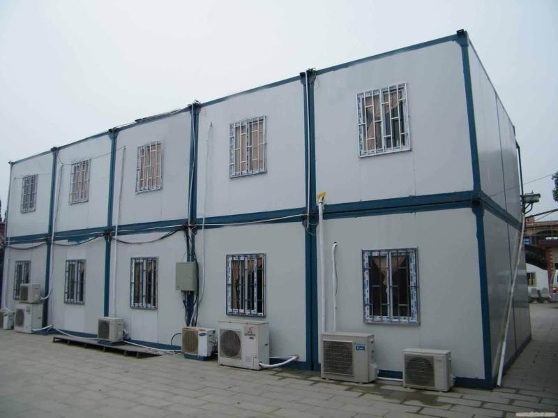 优良户外移动板房专业设计制造-集装箱板房租赁