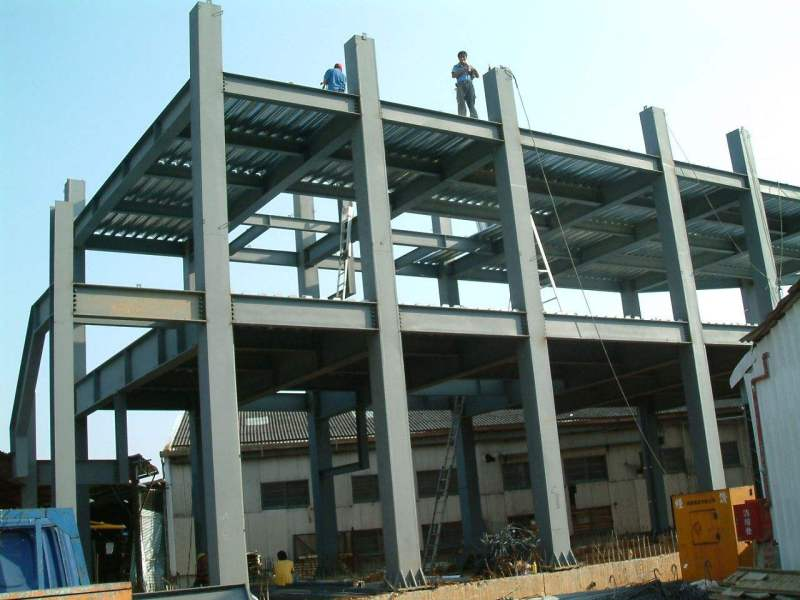 焦作钢结构施工