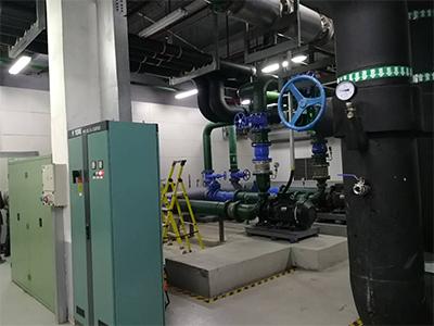 空调冰水系统