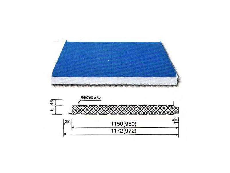 聚苯乙烯夹芯板