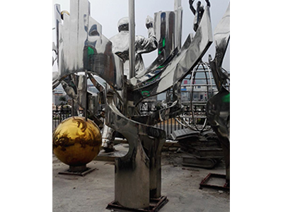 采购不锈钢雕塑认准德伟石材雕塑,浙江不锈钢雕塑厂家推广