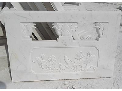 上海石桥栏板厂家直销 供应河北造型优美的石桥栏板