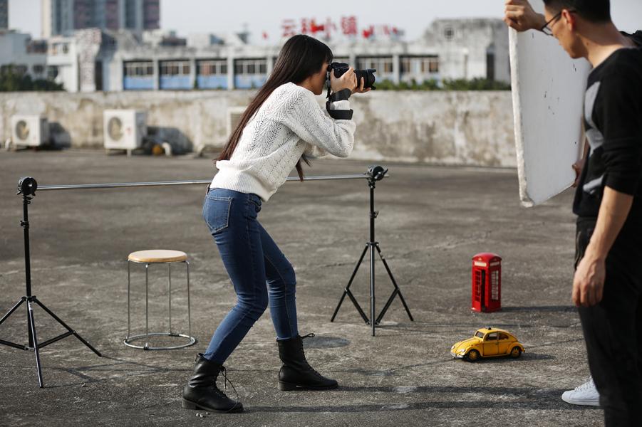 风光摄影培训
