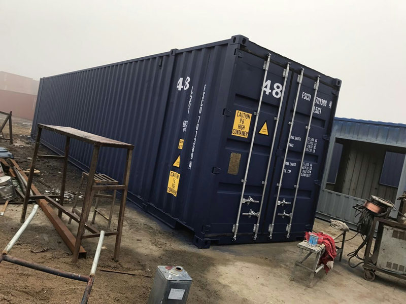 6米12米集装箱_好用的48HQ集装箱,青岛中海运集装箱服务倾力推荐