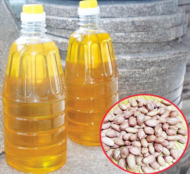 食用花生油供應商-云浮報價合理的農家食用花生油批發供應