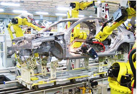 机器人 夹具系统